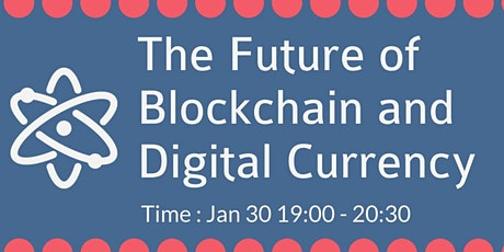 G20 YEA X 维港区块链 新年沙龙 -  2021 区块链投资和创业前景The Future of Blockchain tickets