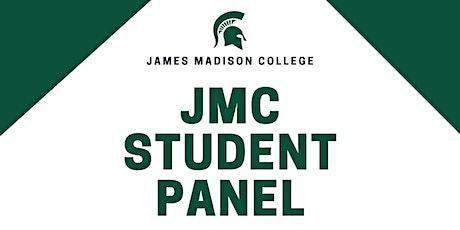JMC Student Panel tickets
