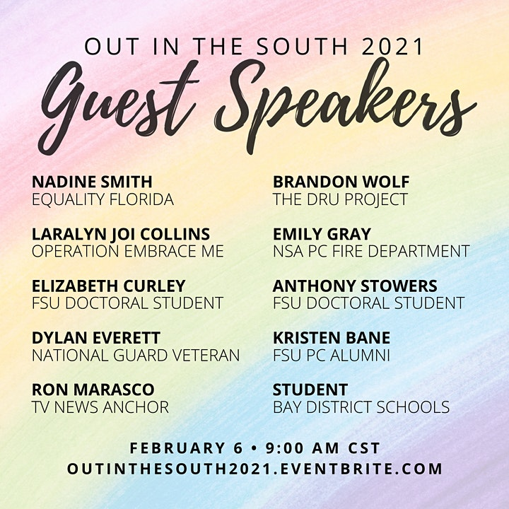 Out in the South: Diversity, Equity, and Inclusion Forum image