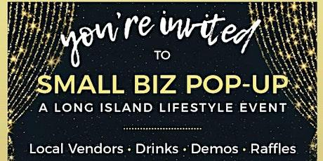 Long Island Small Biz Pop-Up tickets
