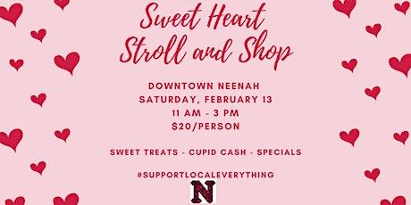 Sweet Heart Stroll & Shop tickets