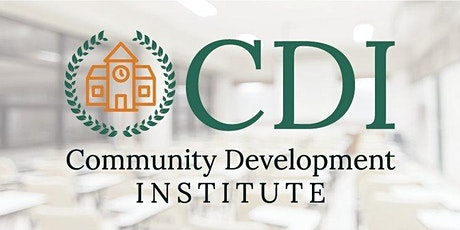Advocacy in Action: Community Economic Development Industry tickets