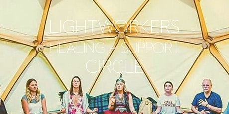 Lightworkers, Healers and Empaths Healing and Support Circle / Webinar tickets