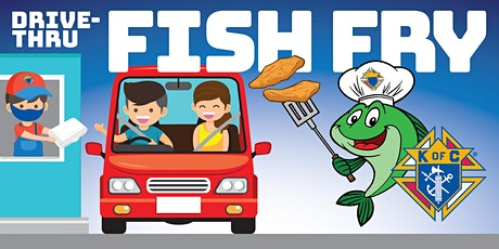 Copy of Knights at Resurrection Church Drive-Thru Fish Fry tickets