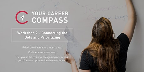 Your Career Compass: Session 2 – Connecting the Dots and Prioritizi biglietti