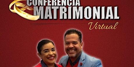Conferencia de Matrimonios 2021 entradas
