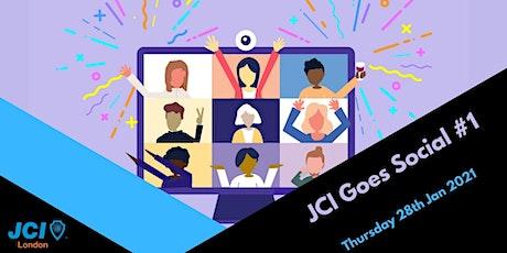 JCI Goes Social #1 tickets