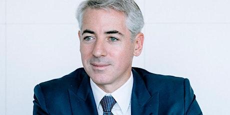 Bill Ackman, uno de los grandes inversores bajistas entradas