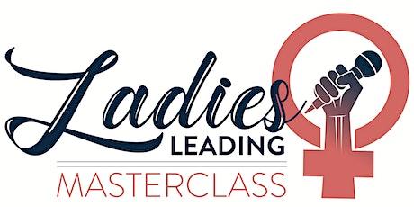 Ladies Leading Masterclass tickets