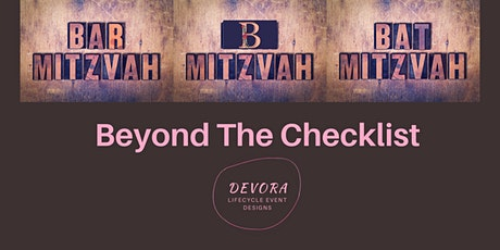 Planning and Reframing a Bar/Bat /B* Mitzvah During COVID tickets