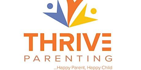 Thrive Parenting Transformational Workshop tickets