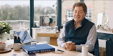 ONLINE TALK: Craft in Design - Building Yachts with Andrew Winch tickets