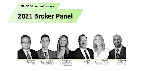 NAIOP Broker Panel 2021 tickets