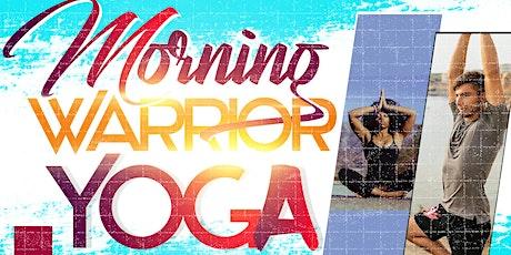 Morning Yoga Classes tickets