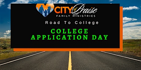 R2C ZOOM-COLLEGE APPLICATION DAY tickets