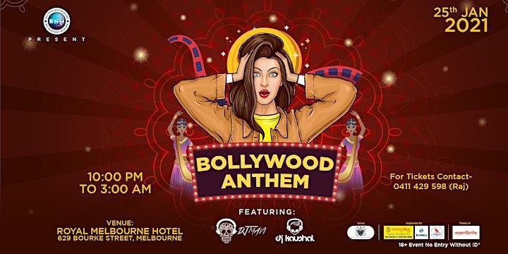 Bollywood Anthem image