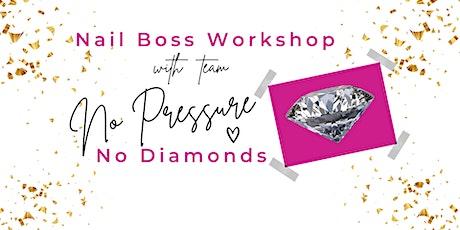 Nail Boss Workshop tickets