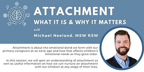 GSACRD Voice Parent Cafe - Attachment: What It Is & Why It Matters tickets