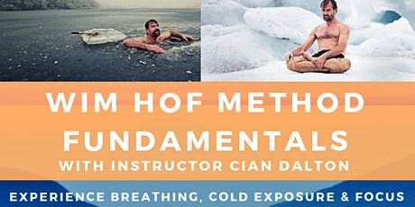 Wim Hof Method Fundamentals Workshop - Kitsilano tickets