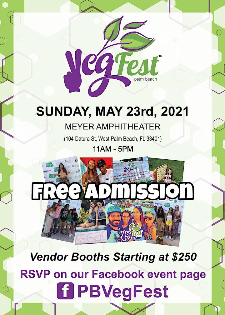 Palm Beach VegFest image
