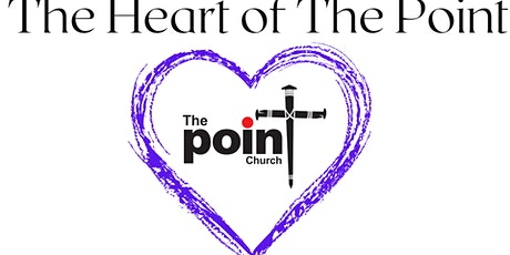 The Heart of The Point Ministry Feeding our community tickets
