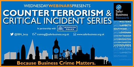 Dealing with Suspicious Items (Counter Terrorism Series) tickets