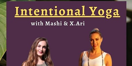 Intentional Yoga tickets