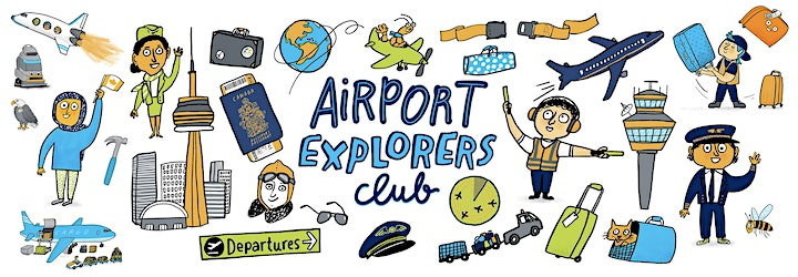 Pearson Airport Explorers Camp - Airports Around the World image