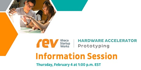 Prototyping Hardware Accelerator Information Session tickets