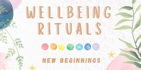 Wellbeing Rituals - Full Moon Retreat (virtual) tickets