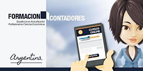 Grabaciones 2019 - Formación Contadores Argentina entradas