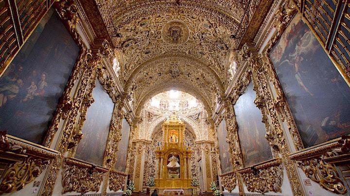 Imagen de Paseo histórico virtual: Puebla, la ciudad de los ángeles