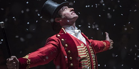 QUANTICO - Movie: The Greatest Showman - PG tickets