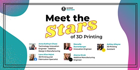 Meet the 3D Printing Stars   LEGO, Facebook, SpaceX, New Balance & Tapestry tickets