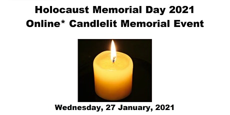 NCBI Nottingham Holocaust Memorial Day Event tickets