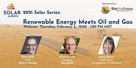 Renewable Energy Meets Oil and Gas tickets