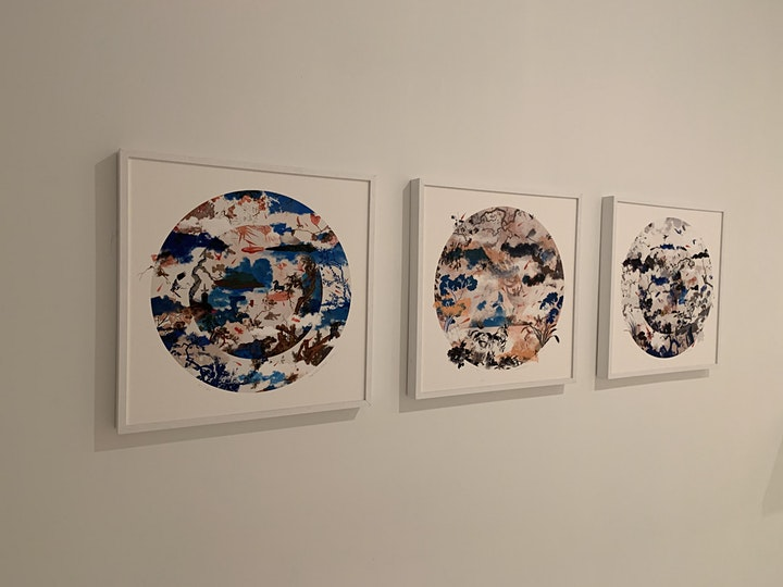 Opening Reception for Guang-Yu Zhang: On Oriental Reveries image