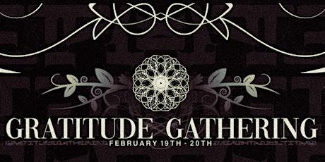 The Gratitude Gathering tickets