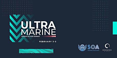 Ultramarine 21 Sponsorships tickets