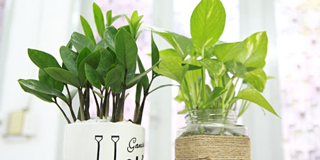 Junk Garden: Upcycling Plant Pots tickets