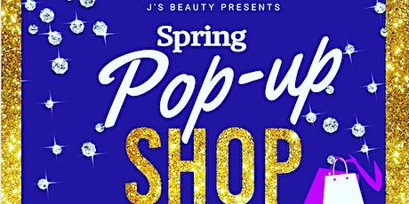 2021 Spring Pop Up Shop Meridian Mississippi tickets