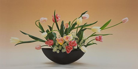 Ikebana Meditation - Japanese Flower Arrangement tickets