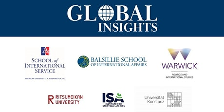 Global Insights: US Leadership in the World Under Biden tickets