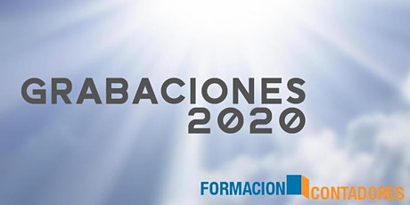 Grabaciones 2020 - Formación Contadores Argentina entradas