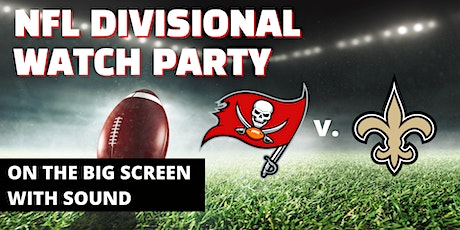 NFL Divisional Watch Party I Buccaneers v. Saints tickets
