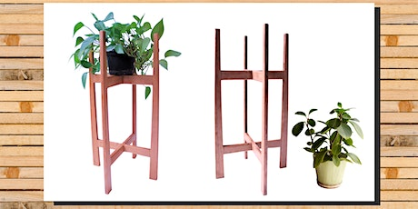 Make A Plant Stand: A Couples & #Quarantinemates Class tickets