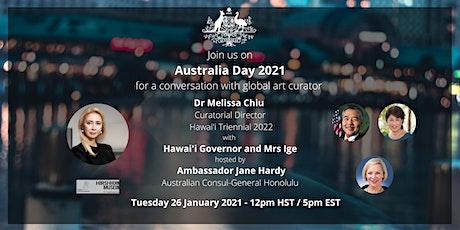 Join us on Australia Day 2021 tickets