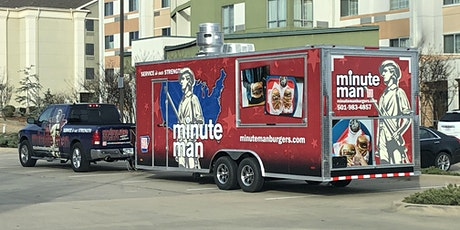 Minute Man Mobile - Downtown Little Rock - Broadway & 4th tickets