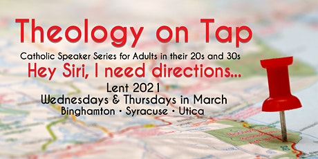 Theology on Tap - Syracuse tickets