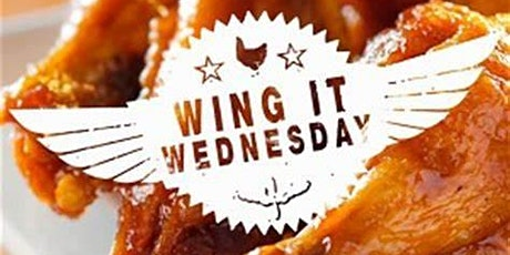 $ 8.75   WING NIGHT -CURBSIDE PICK UP tickets